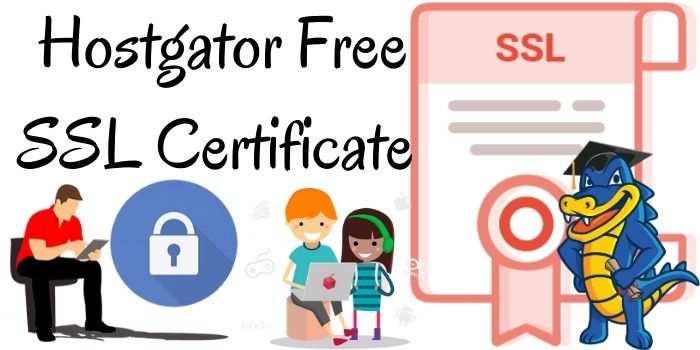 Hostgator Free SSL Certificate