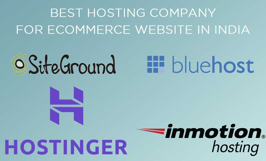 Best Hosting Company For Ecommerce Website in India