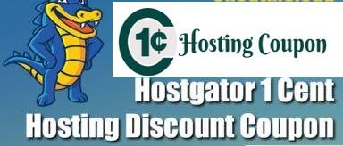 Hostgator 1 cent Hosting