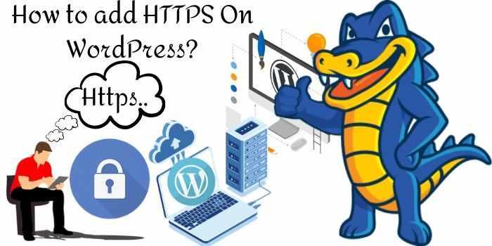 HTTPS on Wordpress